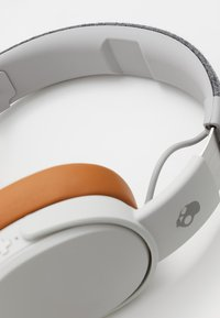 Skullcandy - CRUSHER WIRELESS OVER-EAR - Kuulokkeet - gray/tan - 6