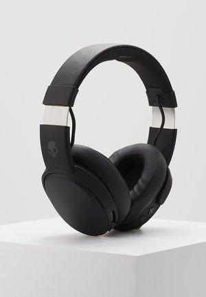CRUSHER WIRELESS OVER-EAR - Kopfhörer - black