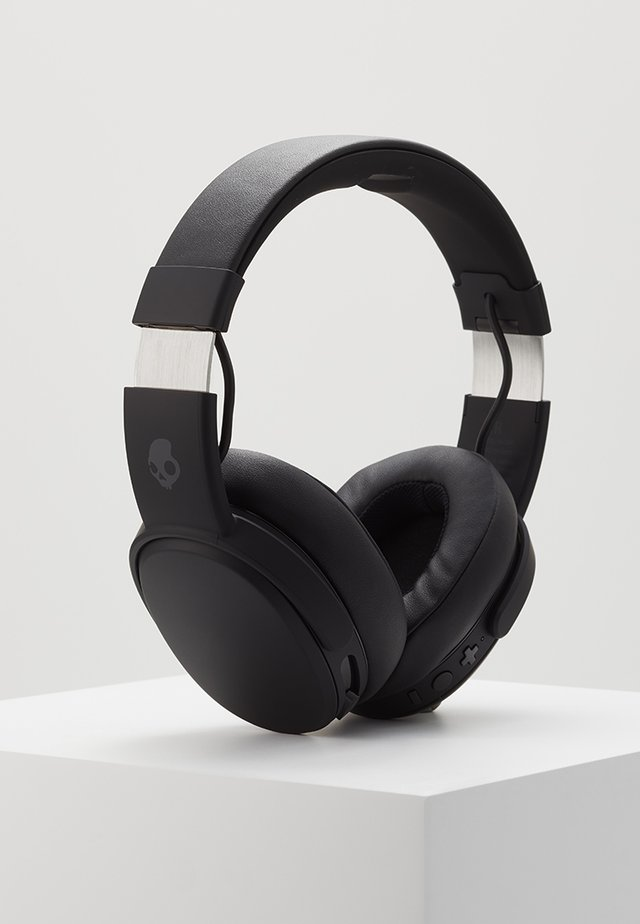 CRUSHER WIRELESS OVER-EAR - Kuulokkeet - black