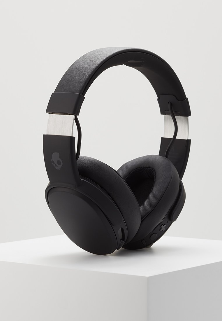 Skullcandy - CRUSHER WIRELESS OVER-EAR - Kopfhörer - black