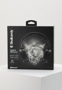 Skullcandy - CRUSHER WIRELESS OVER-EAR - Headphones - black - 4