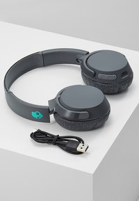 Skullcandy - RIFF WIRELESS ON-EAR - Headphones - gray/miami - 4
