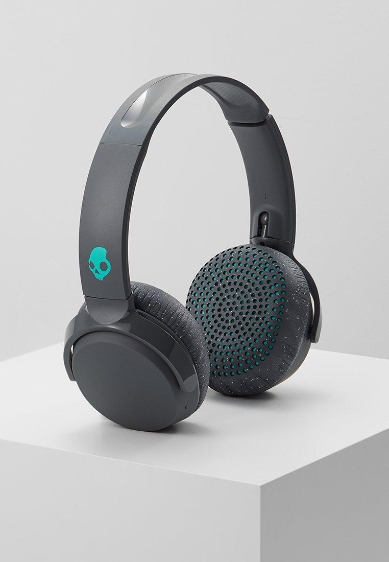 miami Skullcandy Wireless earCasque Riff Gray On w8nk0OP