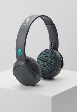 RIFF WIRELESS ON-EAR - Høretelefoner - gray/miami