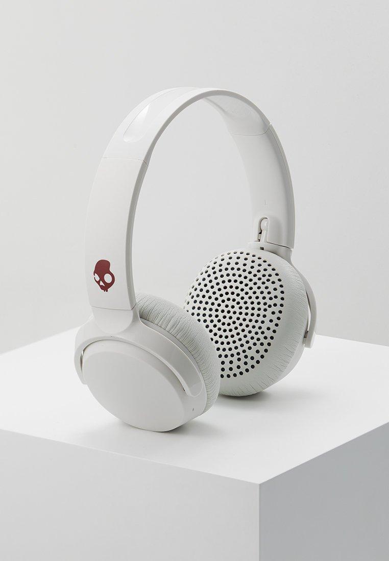 Skullcandy - RIFF WIRELESS ON-EAR - Headphones - vice/gray/crimson