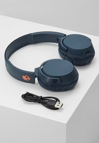 Skullcandy - RIFF WIRELESS ON-EAR - Headphones - blue/sunset - 4