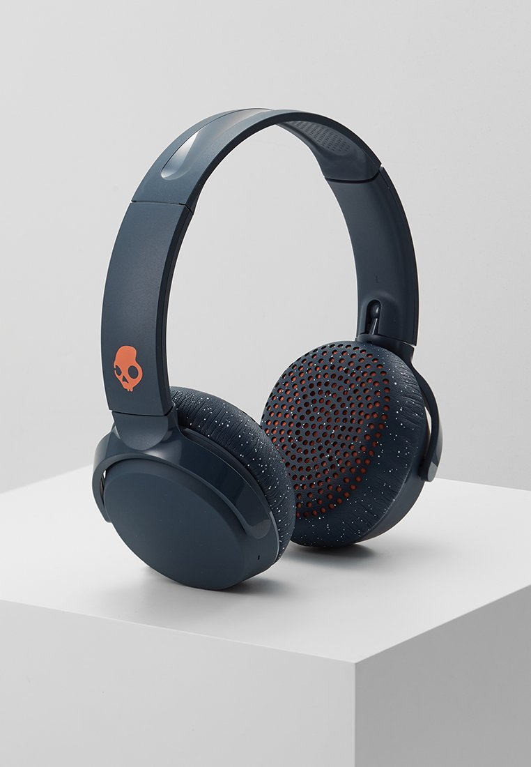 Skullcandy - RIFF WIRELESS ON-EAR - Headphones - blue/sunset