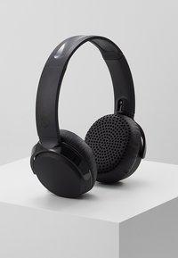 Skullcandy - RIFF WIRELESS ON-EAR - Høretelefoner - black - 0