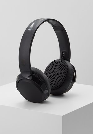 RIFF WIRELESS ON-EAR - Headphones - black