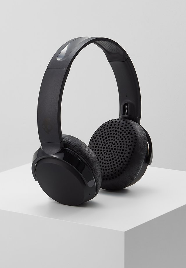 RIFF WIRELESS ON-EAR - Høretelefoner - black
