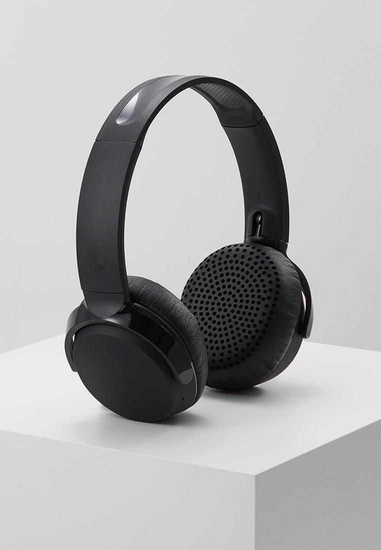 Skullcandy - RIFF WIRELESS ON-EAR - Høretelefoner - black