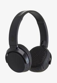 Skullcandy - RIFF WIRELESS ON-EAR - Høretelefoner - black - 1