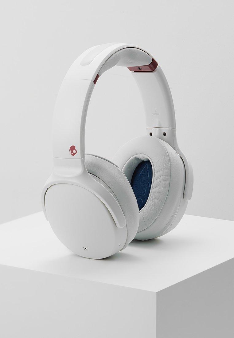 Skullcandy - VENUE ANC WIRELESS - Headphones - vice/gray/crimson