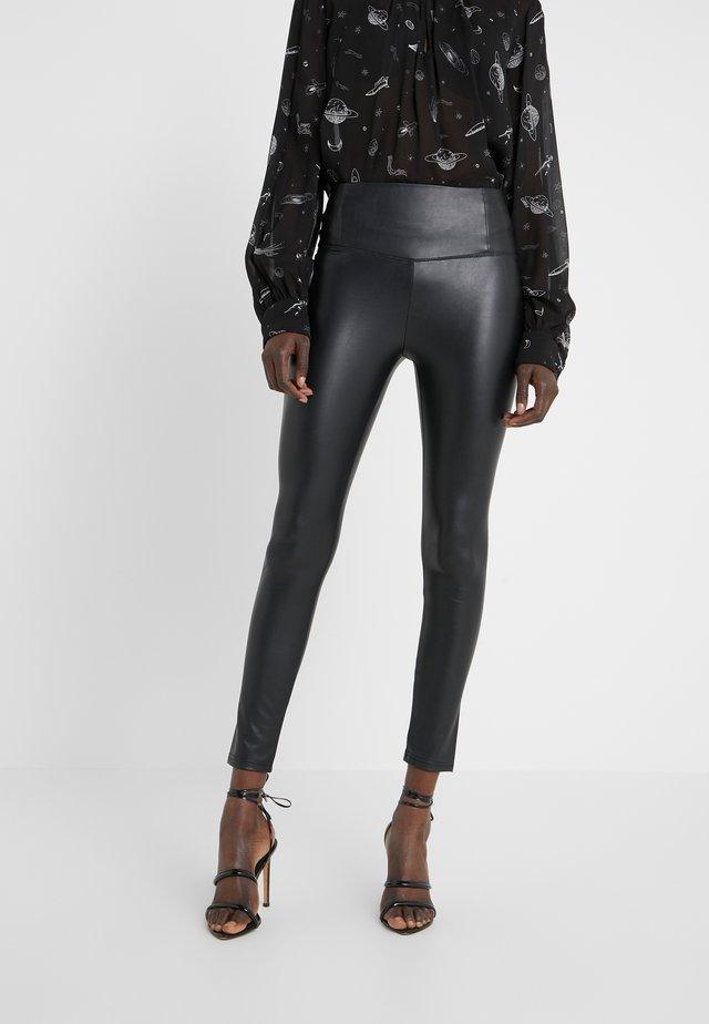 COCO LEGGINGS - Leggings - black