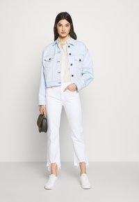 3x1 - OVERSIZED CLASSIC CROP JACKET - Summer jacket - adelia - 1