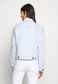 3x1 - OVERSIZED CLASSIC CROP JACKET - Summer jacket - adelia - 2