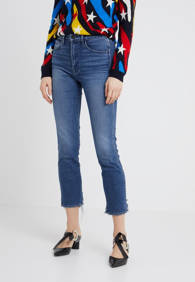 Straight leg jeans - cammi