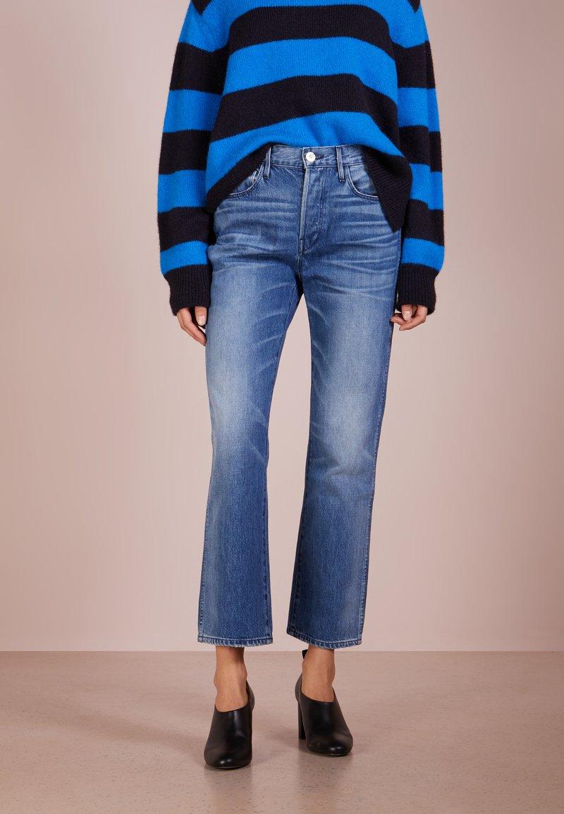 3x1 - SHELTER AUSTIN - Jeans Straight Leg - malon
