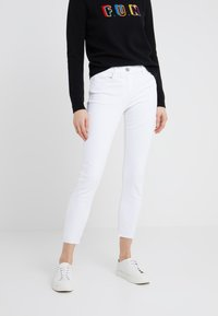 3x1 - Straight leg jeans - white tear - 0