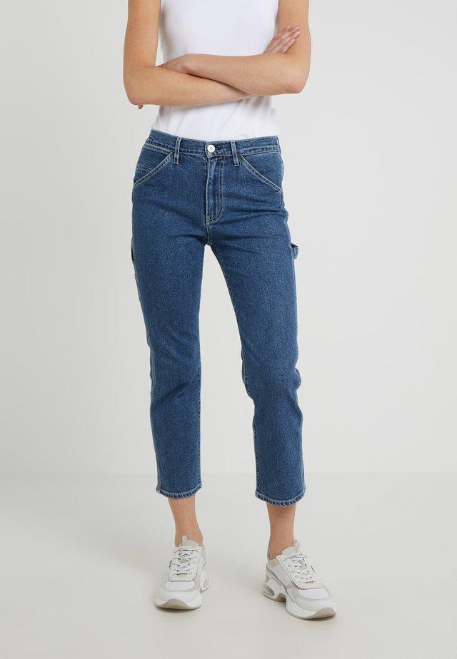 ROSE CARPENTER LEG - Relaxed fit jeans - hester