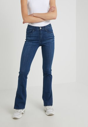 HIGH RISE SPLIT SEAM BELL - Relaxed fit jeans - connor