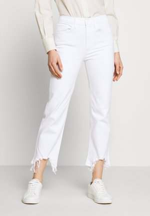 AUSTIN CROP - Straight leg jeans - playa
