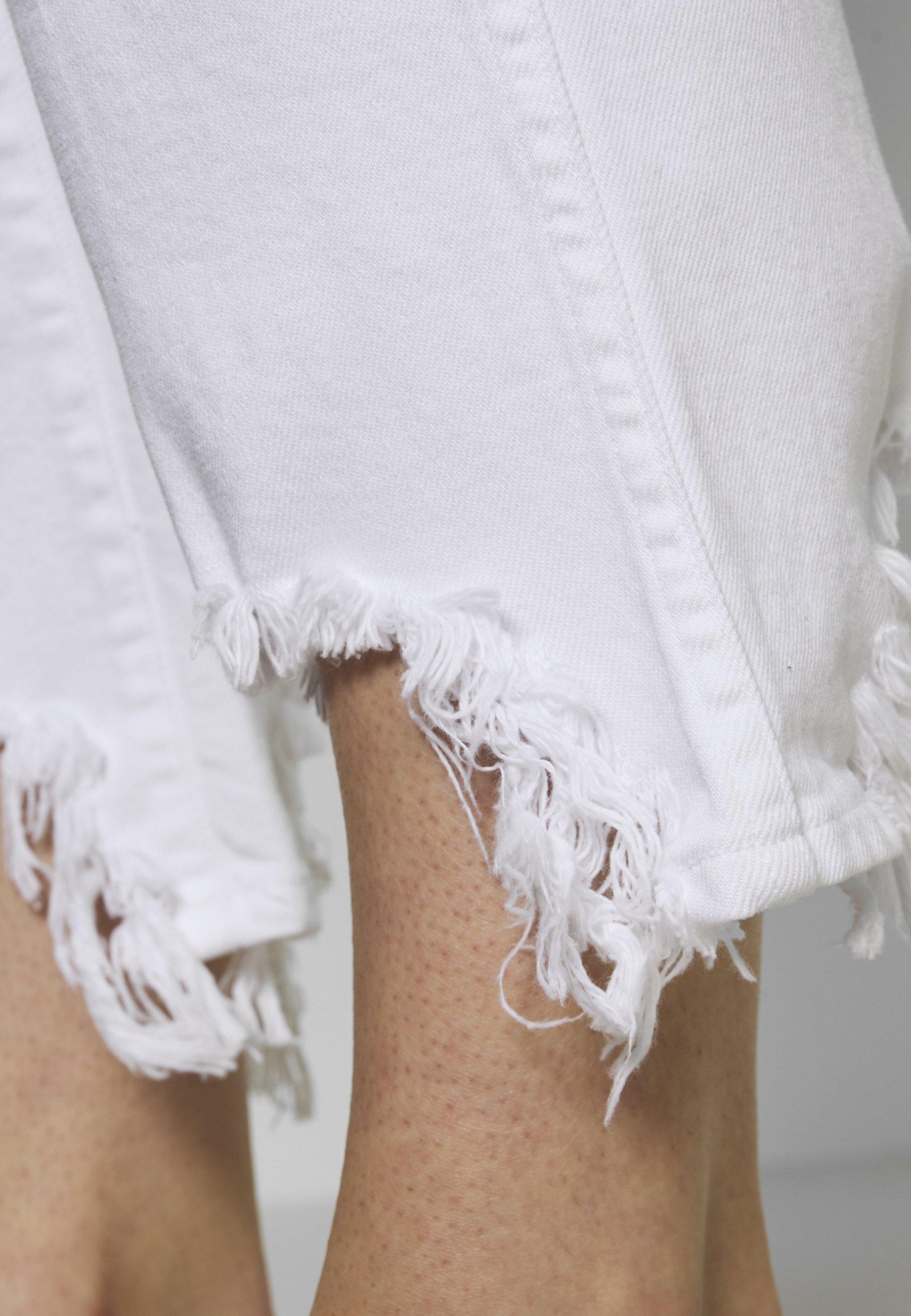 3x1 Austin Crop - Jeans Straight Leg Playa