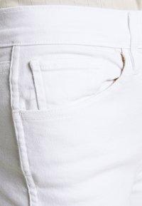 3x1 - AUSTIN CROP - Straight leg jeans - playa - 5