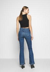 3x1 - KELLIE JEAN - Flared Jeans - breeze - 2