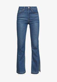 3x1 - KELLIE JEAN - Flared Jeans - breeze - 4