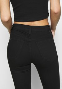3x1 - MAXIME - Bootcut jeans - black denim - 5