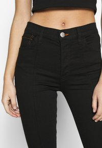 3x1 - MAXIME - Bootcut jeans - black denim - 3