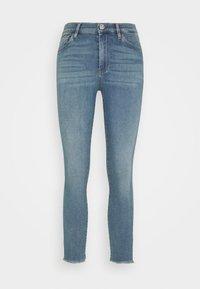 3x1 - MID RISE CROP - Skinny džíny - carrie - 6