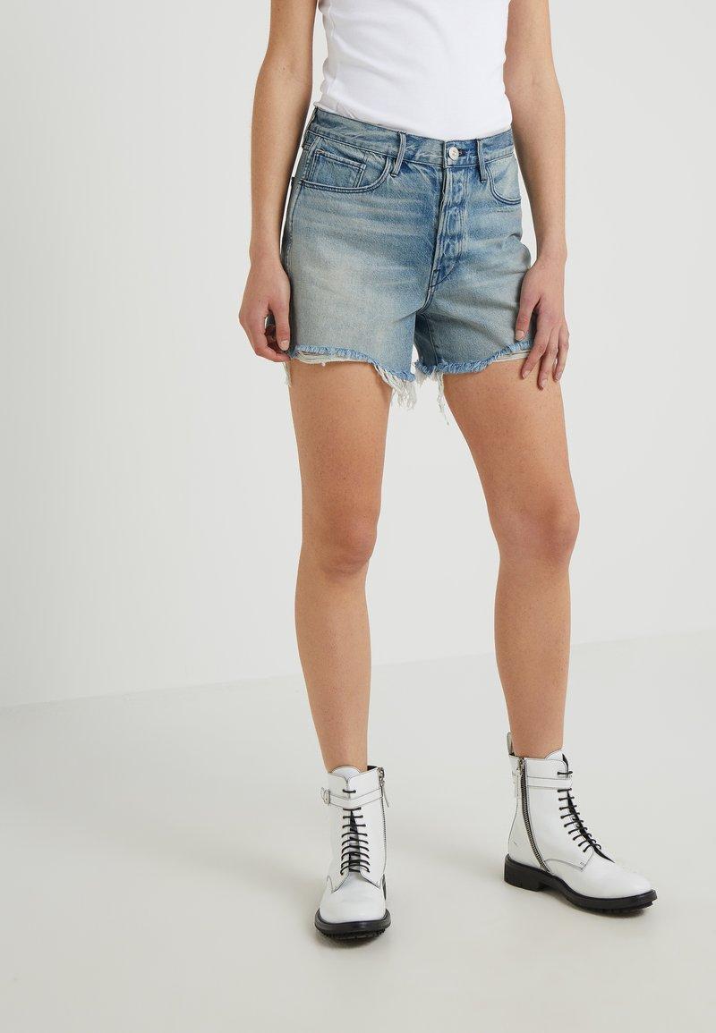3x1 - BLAKE - Short en jean - zac