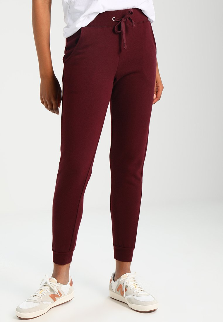 New Look - BASIC BASIC  - Jogginghose - dark burgundy