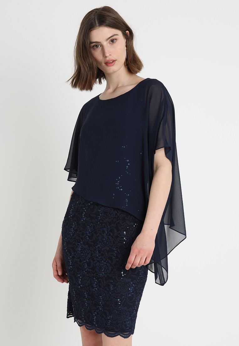 Swing - Cocktail dress / Party dress - marine