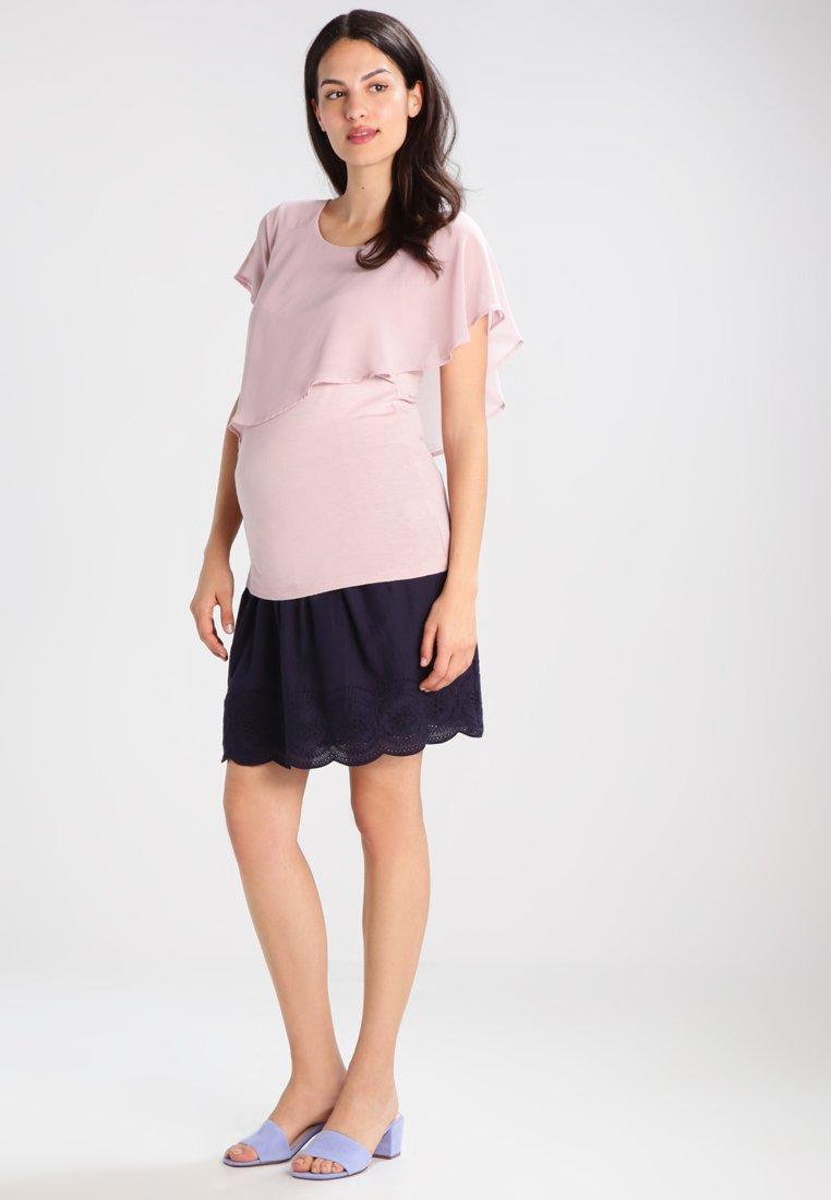 Seraphine - MEREDITH NURSING - T-shirt med print - blush