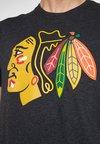 '47 - NHL CHICAGO BLACKHAWKS CLUB TEE - Article de supporter - black