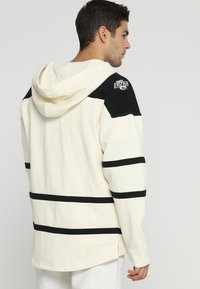 '47 - LOS ANGELES KINGS LACER HOOD - Article de supporter - cream - 3