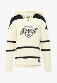 '47 - LOS ANGELES KINGS LACER HOOD - Article de supporter - cream - 4