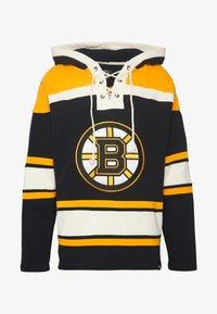 '47 - NHL BOSTON BRUINS LACER '47 HOOD - Sweat à capuche - black - 4