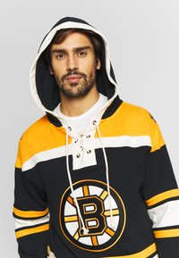 '47 - NHL BOSTON BRUINS LACER '47 HOOD - Sweat à capuche - black - 3