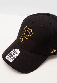 '47 - MLB PITTSBURGH PIRATES '47 MVP - Caps - black - 4