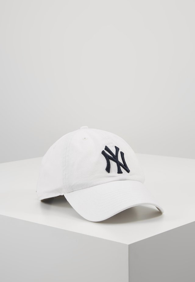 NEW YORK YANKEES CLEAN UP - Lippalakki - white