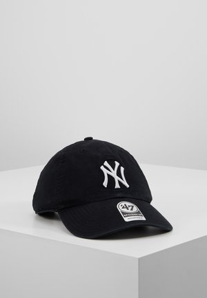 NEW YORK YANKEES CLEAN UP - Casquette - black/white