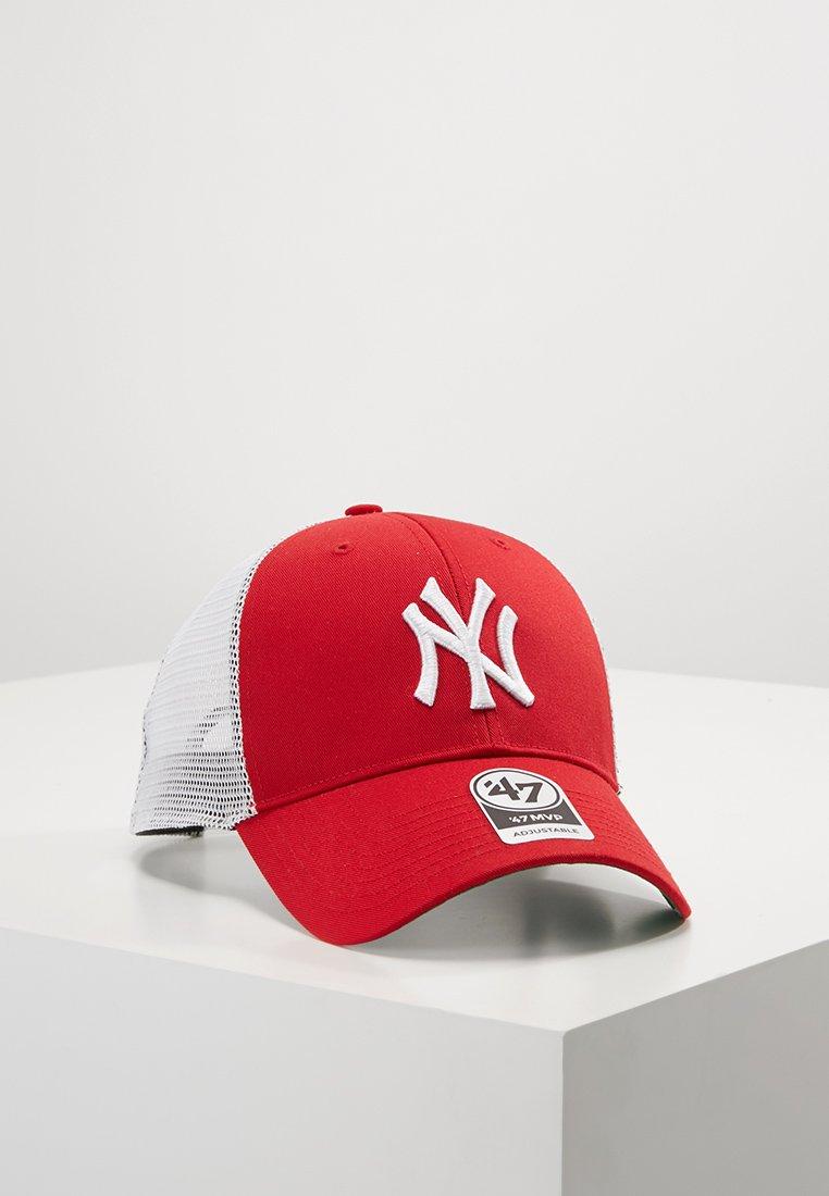 '47 - BRANSON - Cap - red