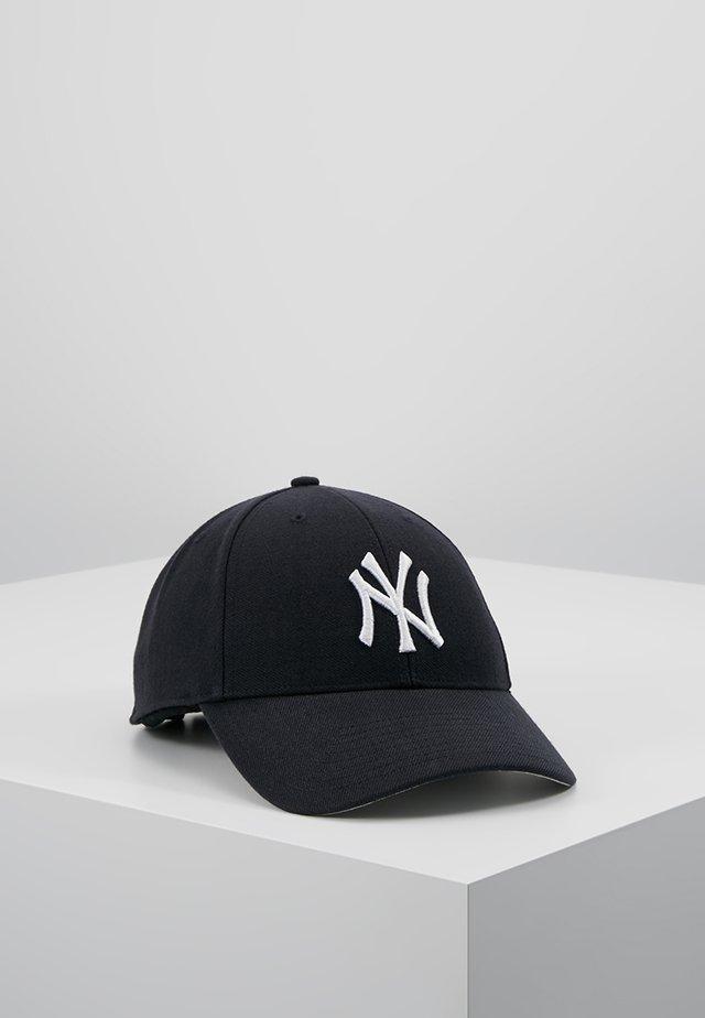 NEW YORK YANKEES - Czapka z daszkiem - navy