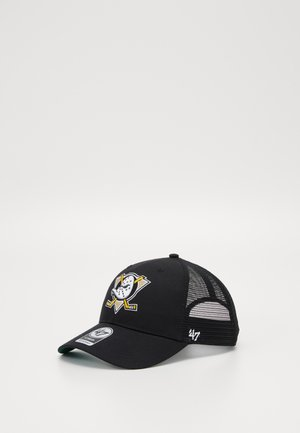 NHL ANAHEIM DUCKS BRANSON - Gorra - black