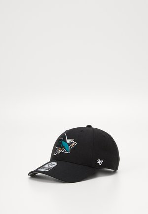 NHL SAN JOSE SHARKS - Gorra - black