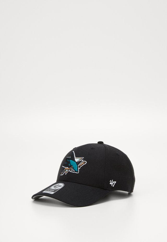 NHL SAN JOSE SHARKS - Cap - black